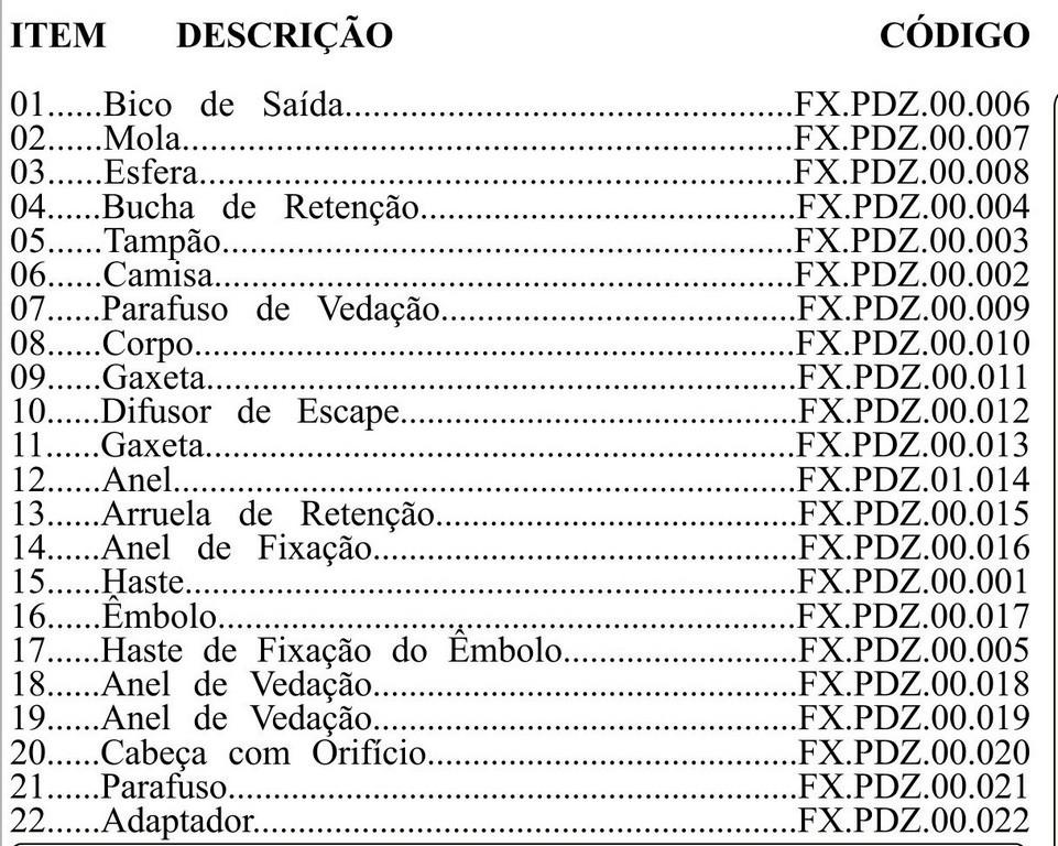 PISTOLA PONTO DE COLA DOSADORA DESCRIÇÃO